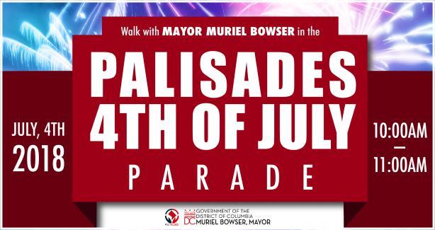 Palisades Parade 2018