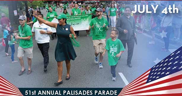 Palisades Parade