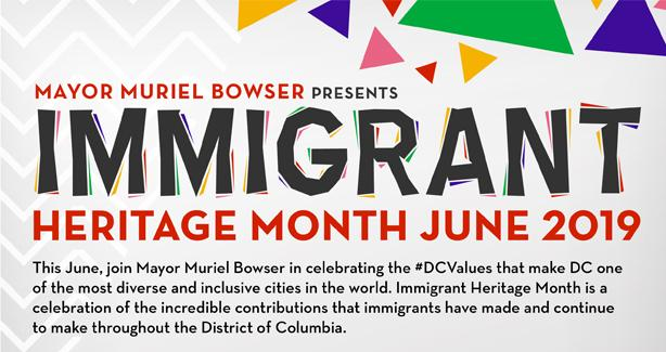 Image for June Is Immigrant Heritage Month